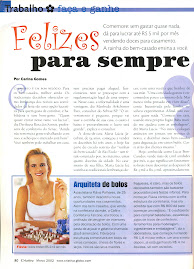 "Revista ""CRIATIVA"""
