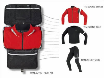 Gore Tex Timezone Travel Kit