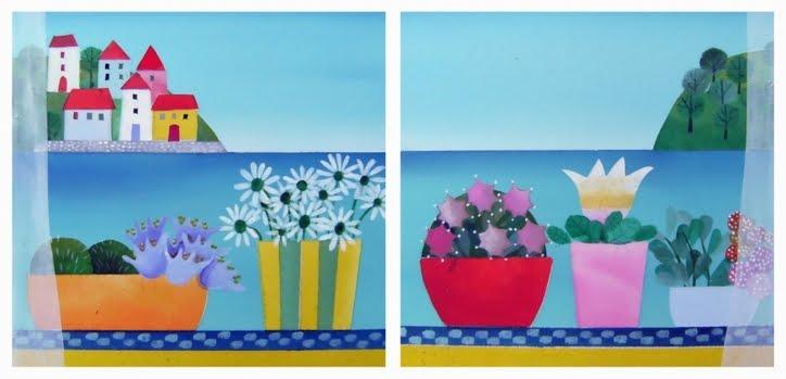 Tiziana Rinaldi Art 383 Pomeriggi Di Primavera
