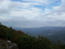 Blue Ridge Mountains in VA