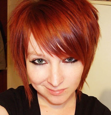 emo hairstyles for girls with short hair. Modern Short Emo Hairstyles