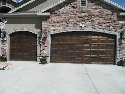 Helping handyman for Faux wood garage doors prices