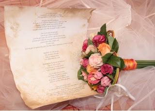 Novios y novias versos para padrinos de boda for Que poner en los banos de una boda