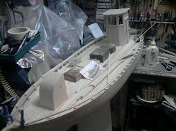 Barco de arrasto ingles