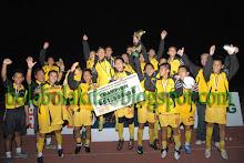 Liga Bolasepak Kebangsaan Bawah 14 Tahun 2009 - Peringkat Akhir