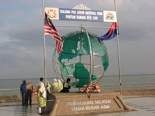 "Malaysia DXpedition From ""The Southern Most Tip Of Mainland Asia"""