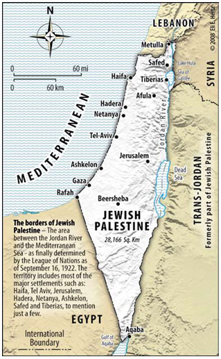 an analysis of the palestine and the jordan river and the mediterranean sea 'israel/palestine' denotes the entire area under present israeli control (between the jordan river and the mediterranean sea) while, our general approach treats israel/palestine as one unit, controlled by the jewish 'ethnocratic' regime, the present paper, for analytical reasons, deals mainly with 'israel proper', within its.