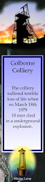 Golborne Colliery