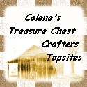 Join our Crafters Topsite List and get more traffic to your site. It's FREE!