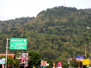 kota Wonosari