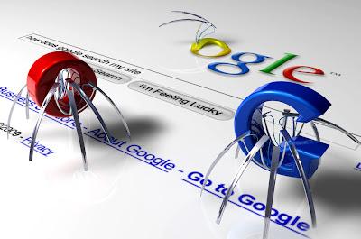 Arañas google etiquetado ALT