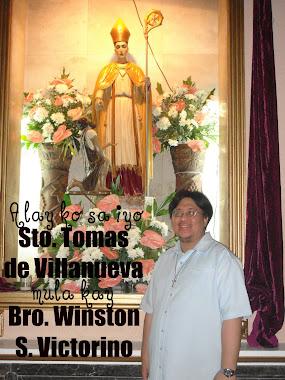 Santo Tomas de Villanueva, OSA