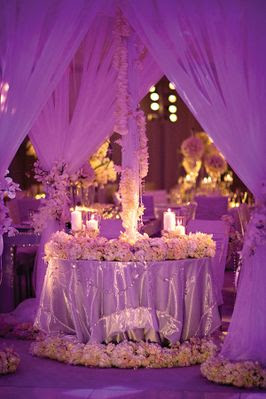 Lu Valentine Kind Of Love Platinum Decor By Eventions
