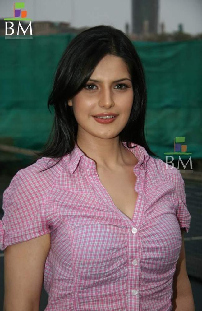 <b>zareen khan</b> exclusive <b>hot</b>
