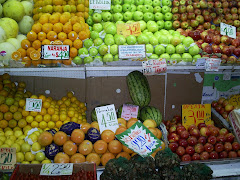 Frutas frescas y sanas