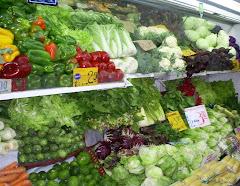 Espectaculares verduras