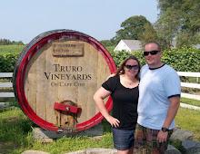 Enjoying the Vineyards