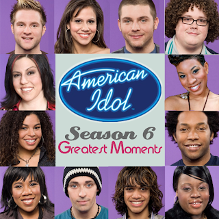 American Idol - Top 8 - Studio Recordings