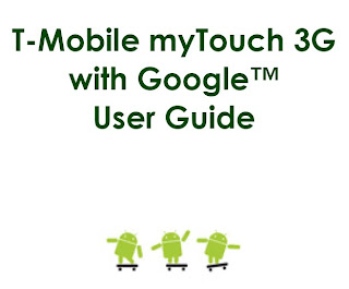 my Touch 3G User Manual