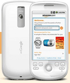 amazon app for myTouch 3g