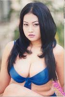 Rizki Pritasari sexy Indonesian models
