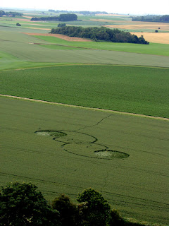 CROP CIRCLES IN BELGIUM pictures images pics photos gallery
