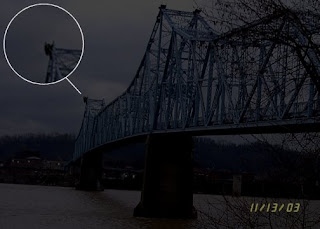 Mothman From Russel, Kentucky pictures images gallery