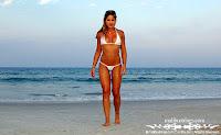 Courtney in a Tiny Bottom MS Bikini in Pointe Vedra Beach, Florida photos