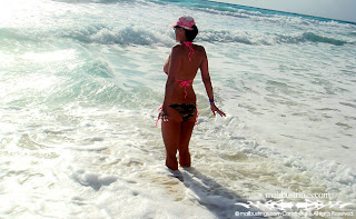 Neon Pink-Camo Suit Bikini in images photos gallery