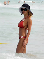 Shauna Sand on sexy bikini blog