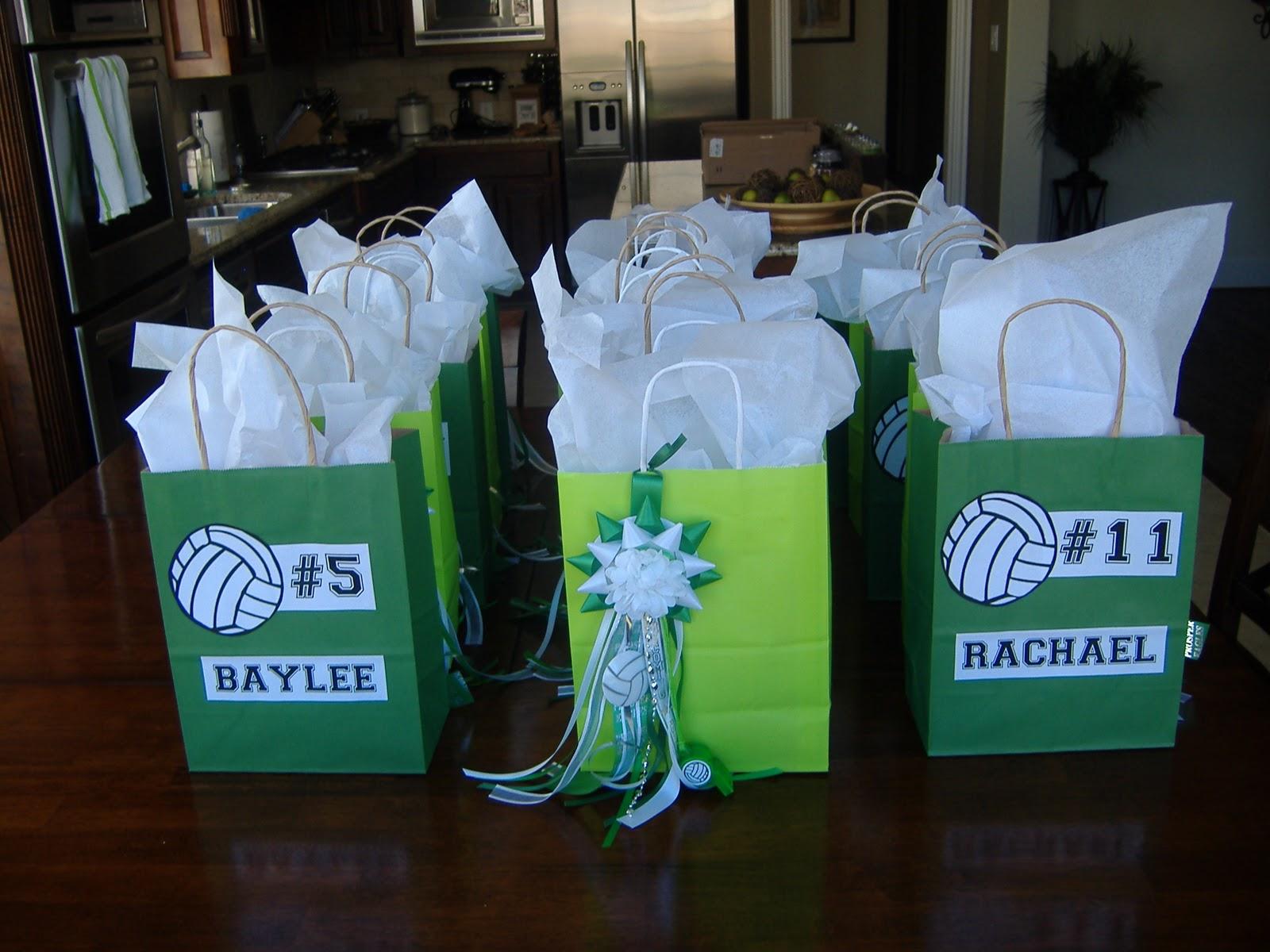 6 Romneys In Texas Goody Bags