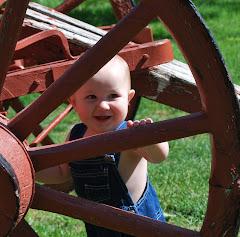 Wheel boy