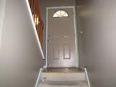 my door on the inside