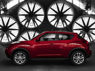Nissan Juke 2011