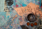 NEW WORKSHOP DATES - Encaustic Mixed Media Collage and Altered books and more..