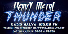 Heavy Metal Thunder Radio Show