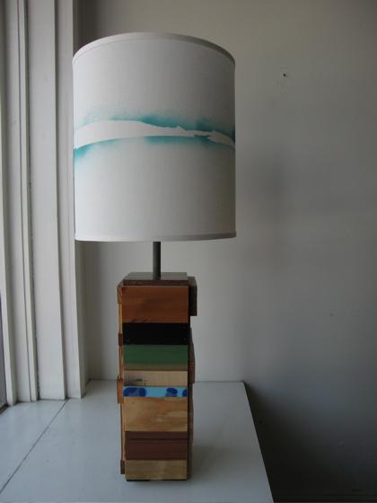 Muebles gratis con palets l mparas - Lamparas con palets ...