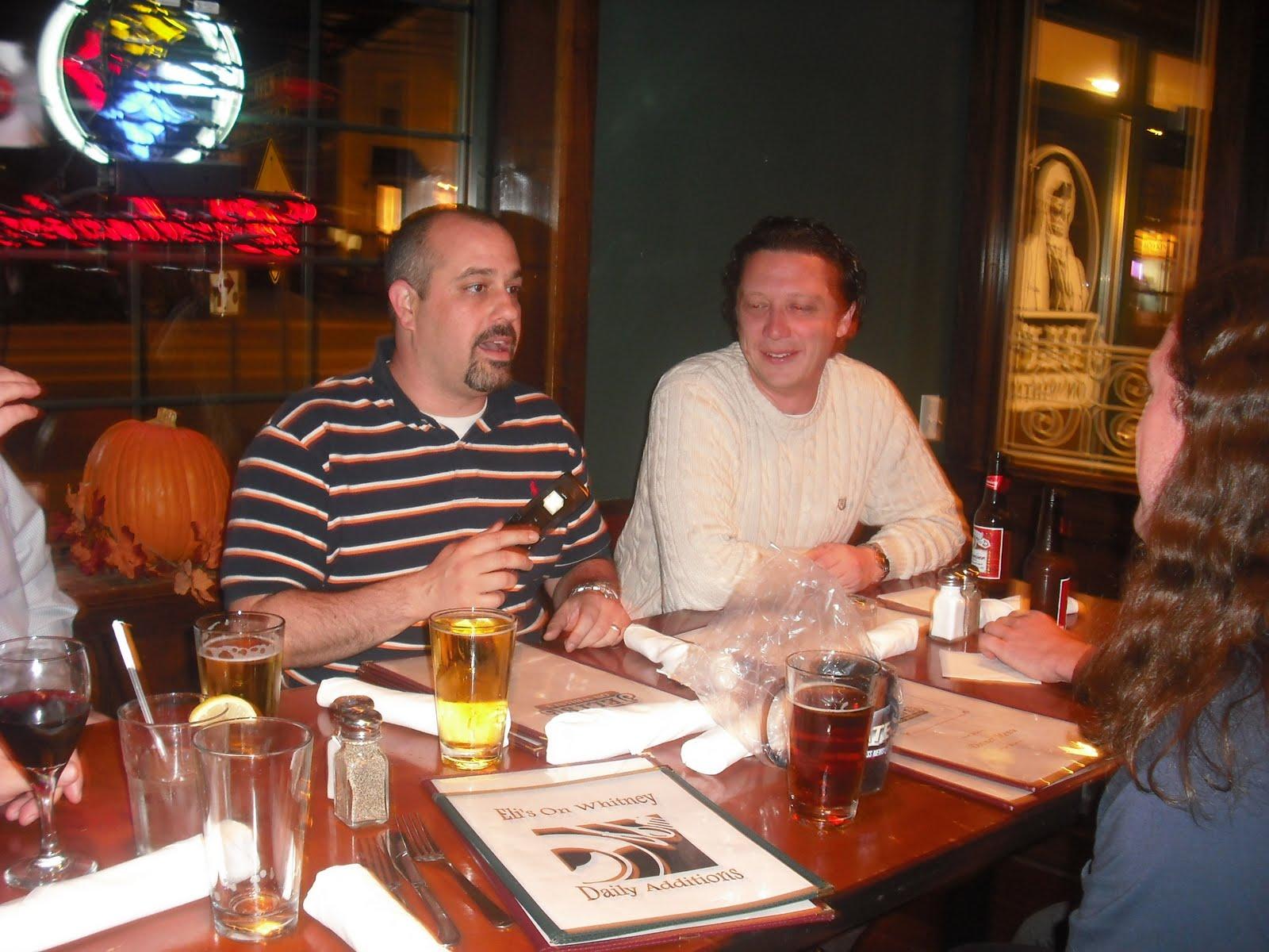 Connecticut Bob: November 2009