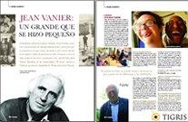 Jean Vanier, un grande que se hizo pequeño