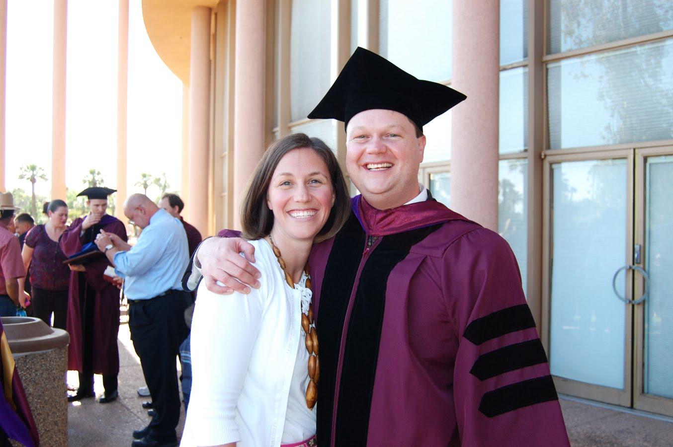A Care in the World: ASU Graduation