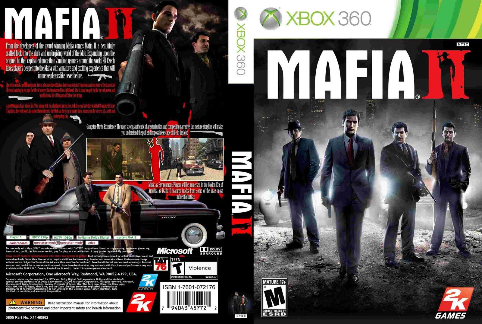 Book Cover Pictures Xbox : Luar games mafia