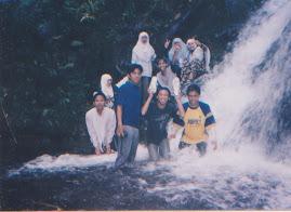 Air Terjun Gunung Wilis Tulungagung 2002
