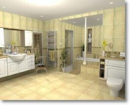 Modern Bathroom Design 1