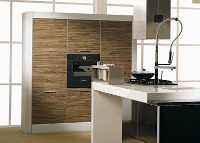 BLACK+Gloss+Wood+Kitchen1