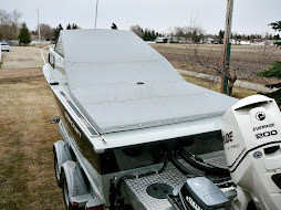 Custom Boat Covers and Cabin Covers are now more popular than canvas travel tarps.