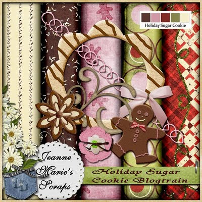 http://jeanne-maries-scraps.blogspot.com/2009/11/sugar-cookie-blog-train.html