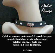 Acessórios - Coleira 13 - Atelier Omega