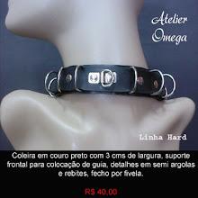 Acessórios - Coleira 20 - Atelier Omega