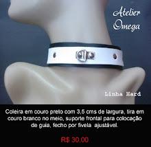 Acessórios - Coleira 23 - Atelier Omega