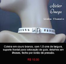 Acessórios - Coleira 24 - Atelier Omega